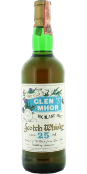 Glen Mhor 25-year-old Ses