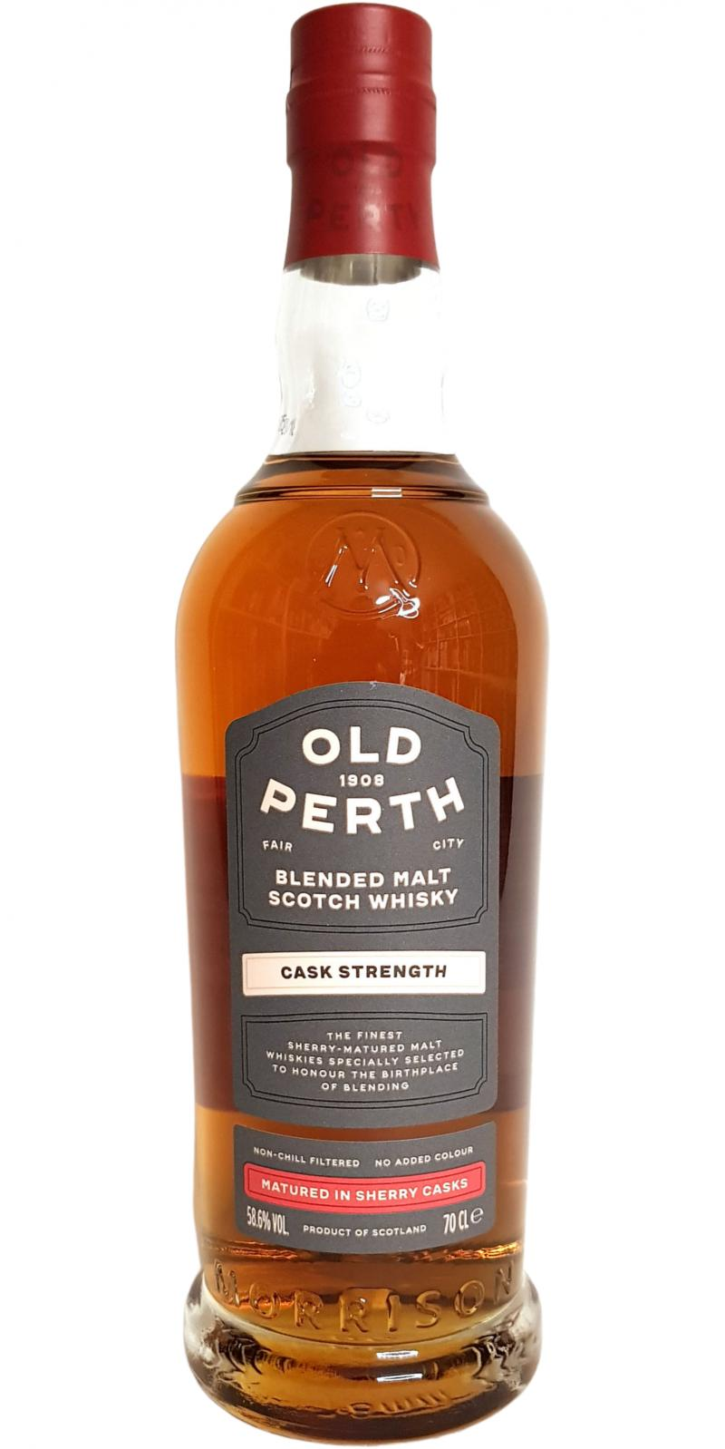 Old Perth Cask Strength MSWD