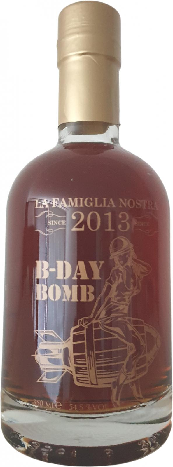 La Famiglia Nostra B-Day Bomb LFN