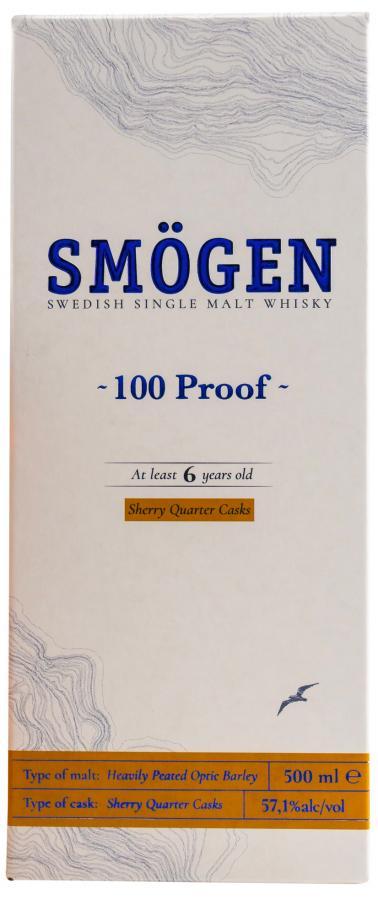 Smögen 100 Proof