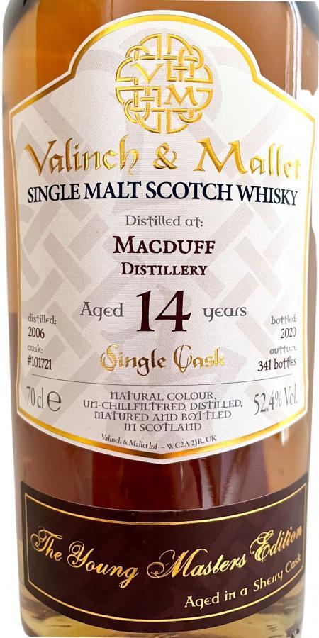Macduff 2006 V&M