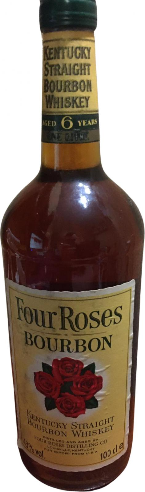 Four Roses 06-year-old