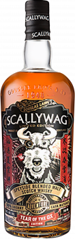 Scallywag The Year of the OX Edition DL