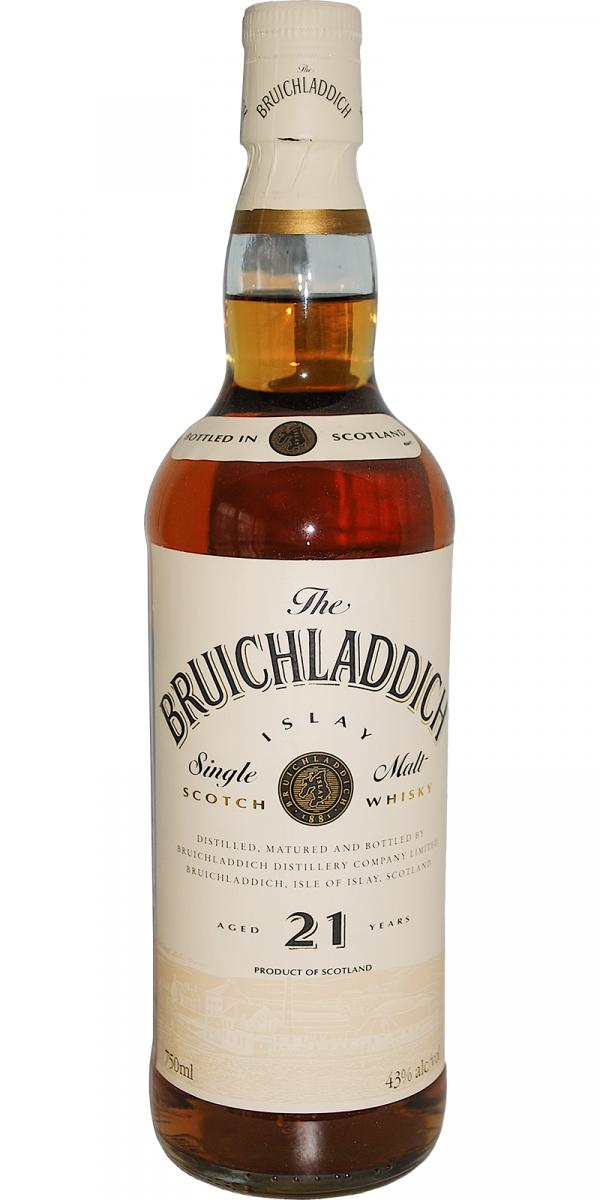 Bruichladdich 21-year-old