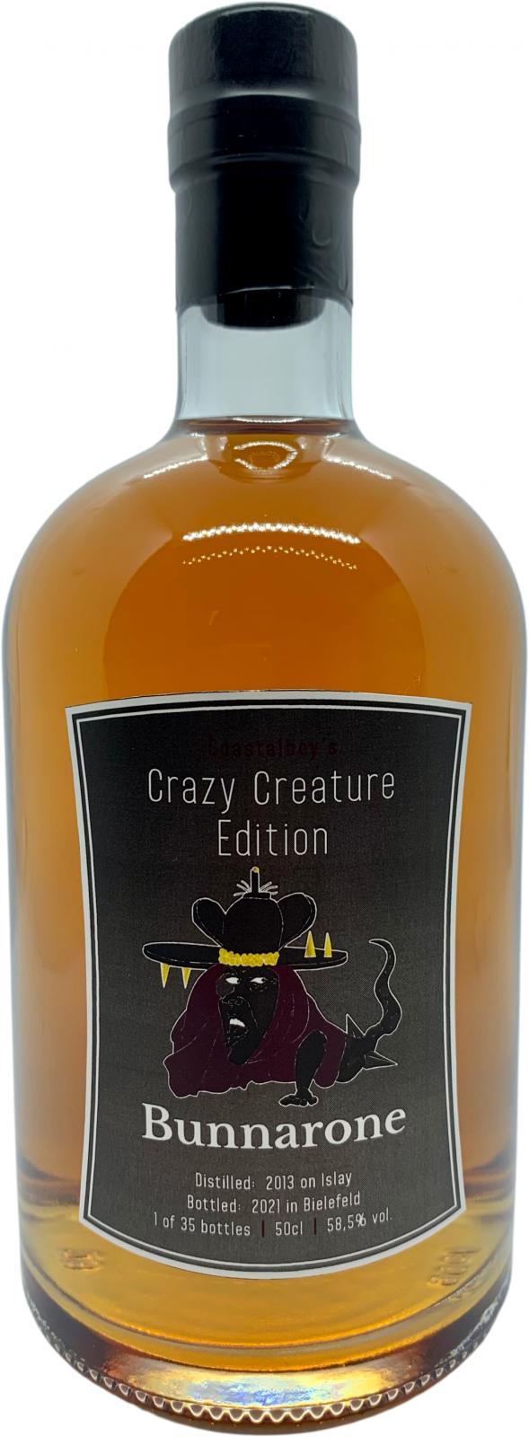 Crazy Creature Edition 2013 Cboy