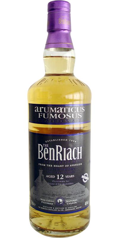 BenRiach Arumaticus Fumosus