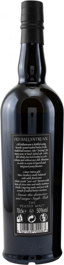 Old Ballantruan The Peated Malt