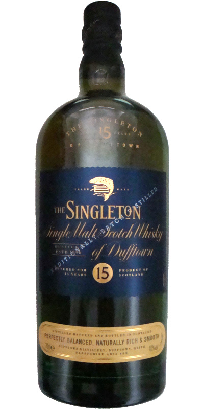 The Singleton of Dufftown 15-year-old