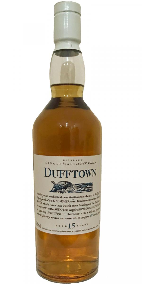 Dufftown 15-year-old