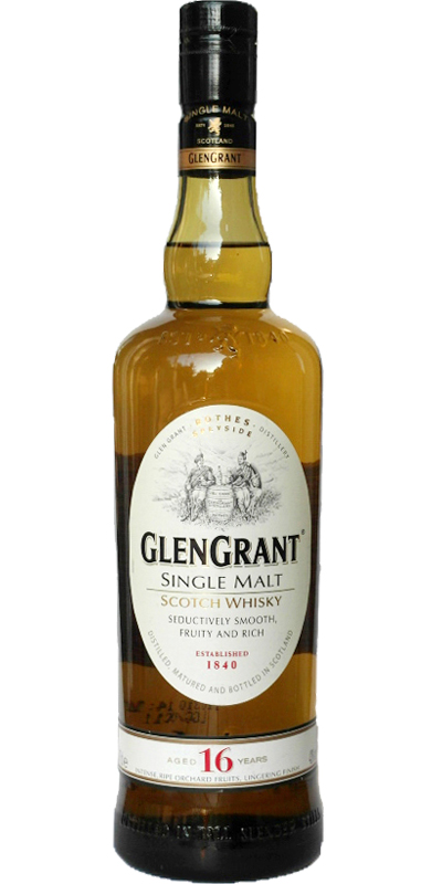Glen Grant 16-year-old