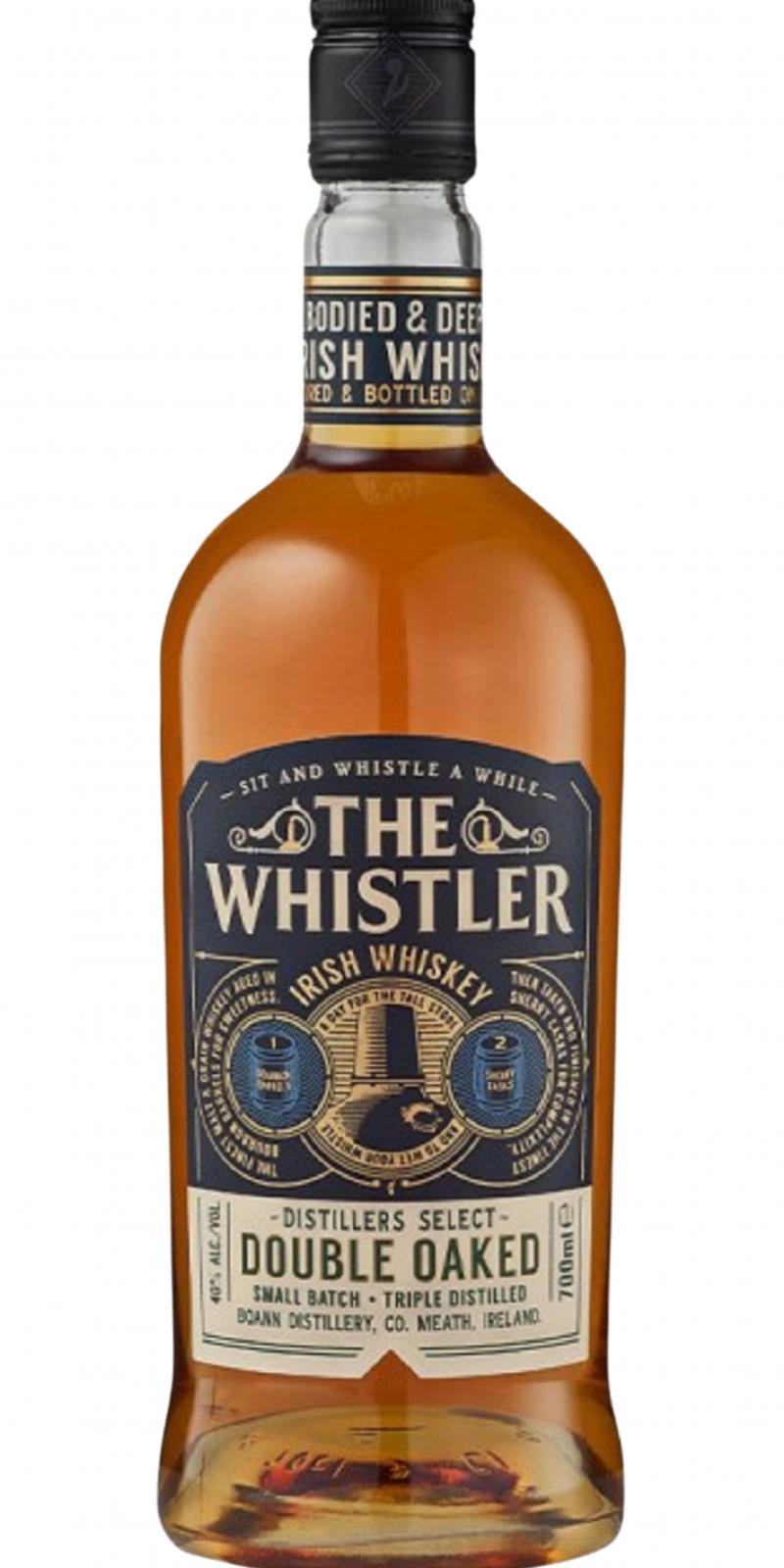 The Whistler Double Oaked BoD