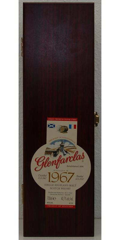 Glenfarclas 1967