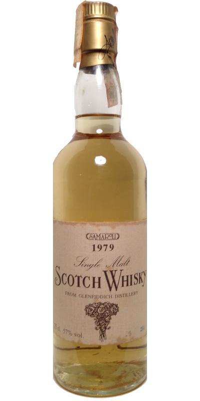 Glenfiddich 1979 Sa