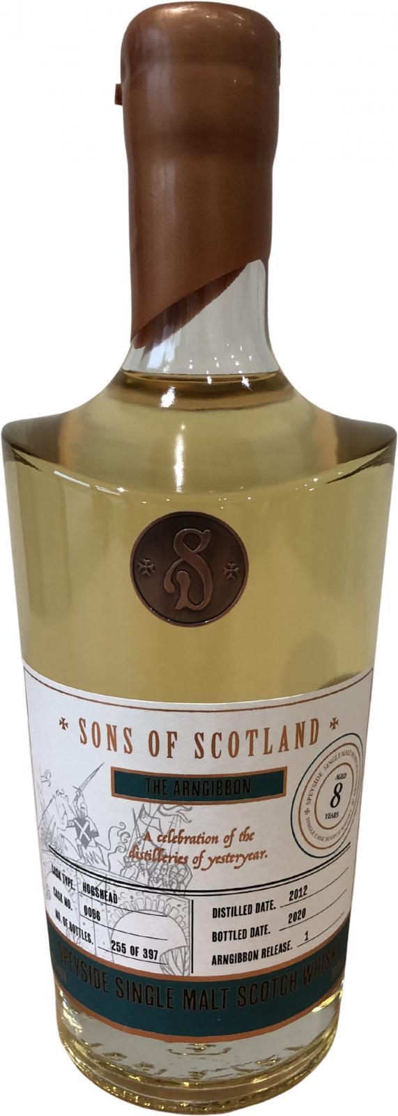 Sons of Scotland 2012 Stir