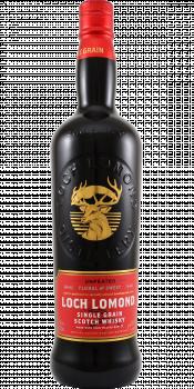 Loch Lomond Single Grain Scotch Whisky