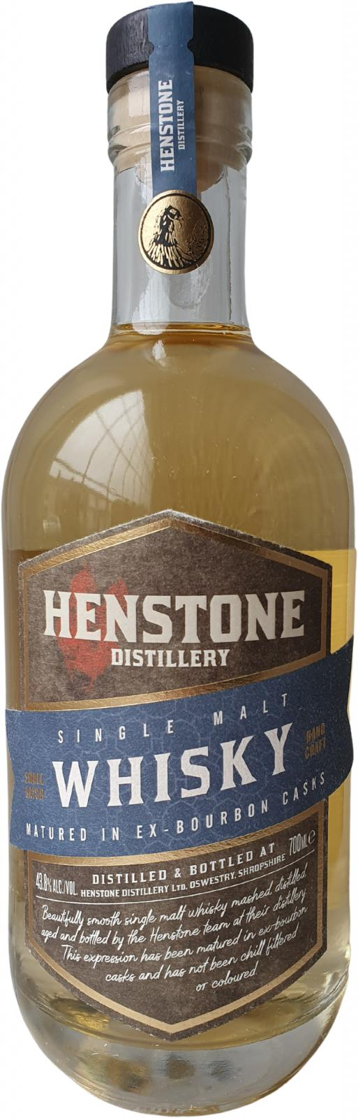 Henstone Distillery 2018