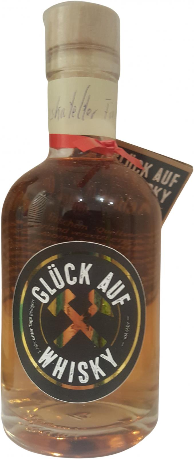 Glück Auf Whisky 04-year-old