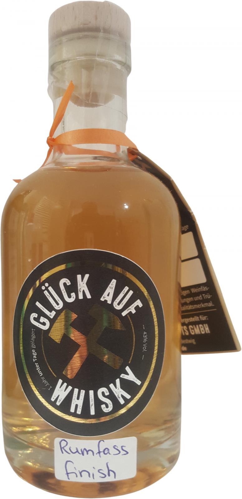 Glück Auf Whisky 03-year-old