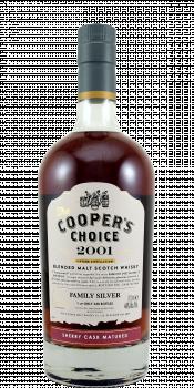 Blended Malt Scotch Whisky 2001 VM