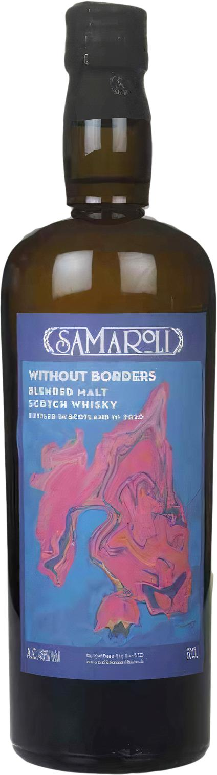 Blended Malt Scotch Whisky Without Borders SA