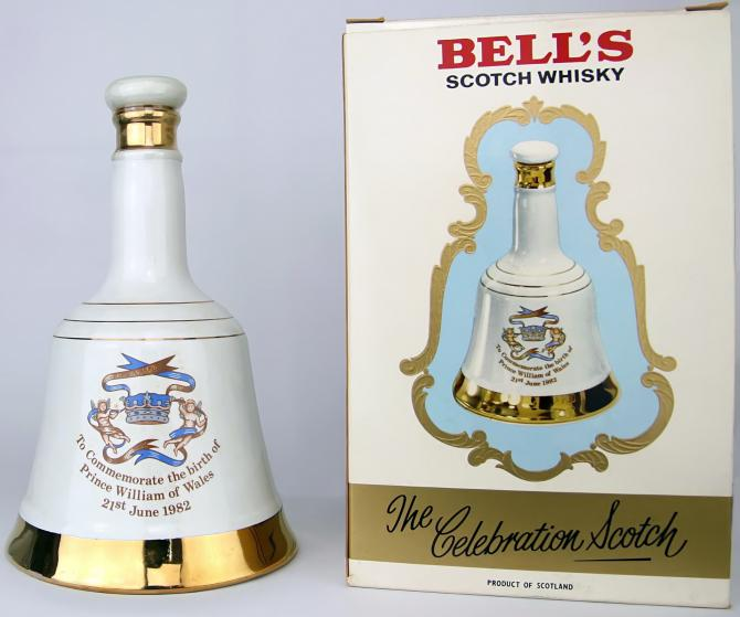 Bell's Prince William of Wales 21st June 1982
