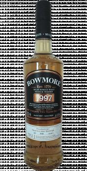 Bowmore 1997