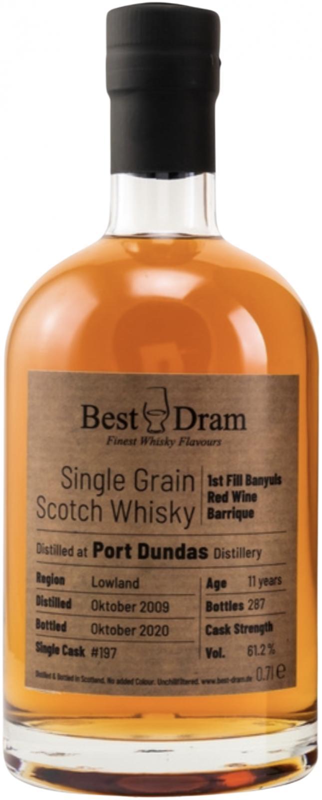 Port Dundas 2009 BD