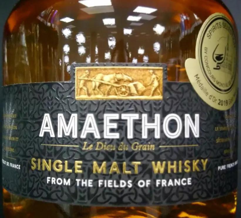 Amaethon Single Malt Whisky