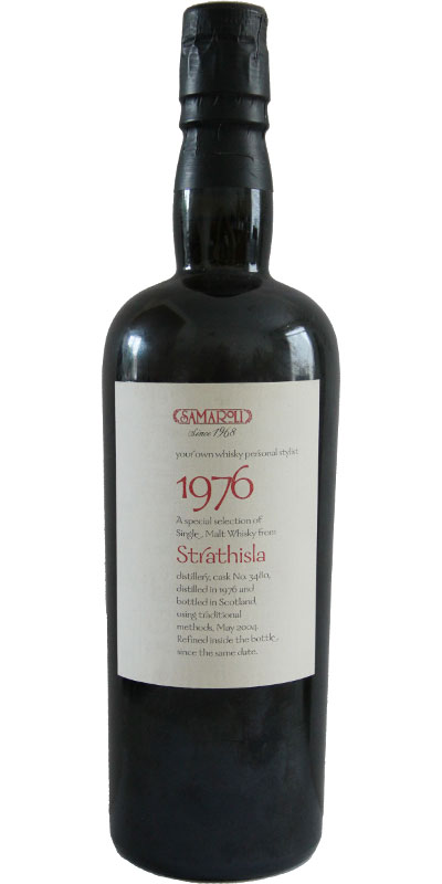 Strathisla 1976 Sa