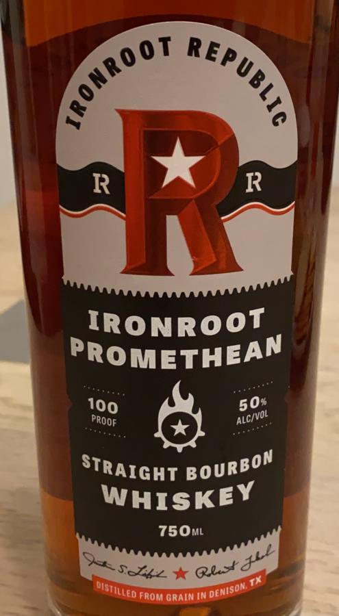 Ironroot Promethean