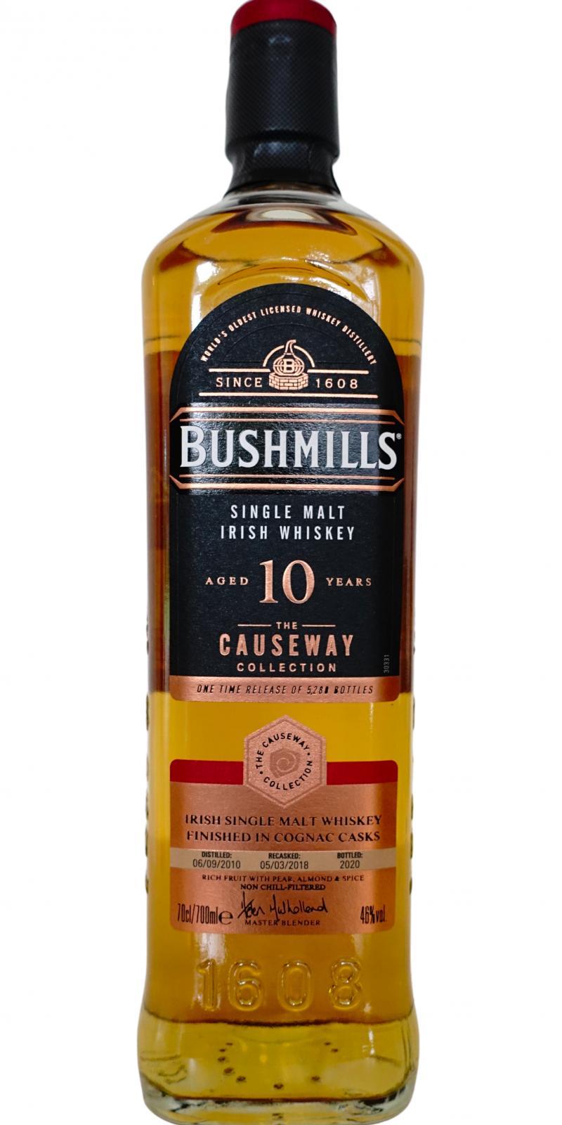 Bushmills 2010