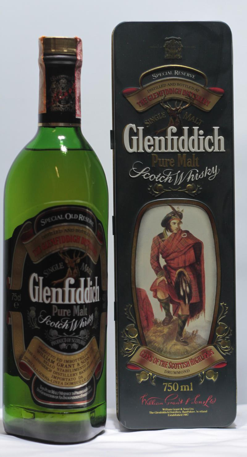 Glenfiddich Clans of the Highlands