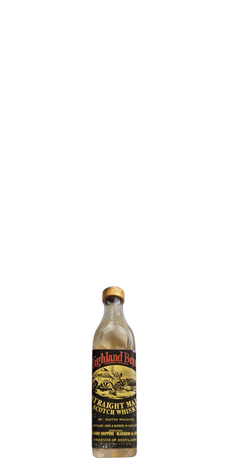 Lord Salisbury Straight Malt Scotch Whisky