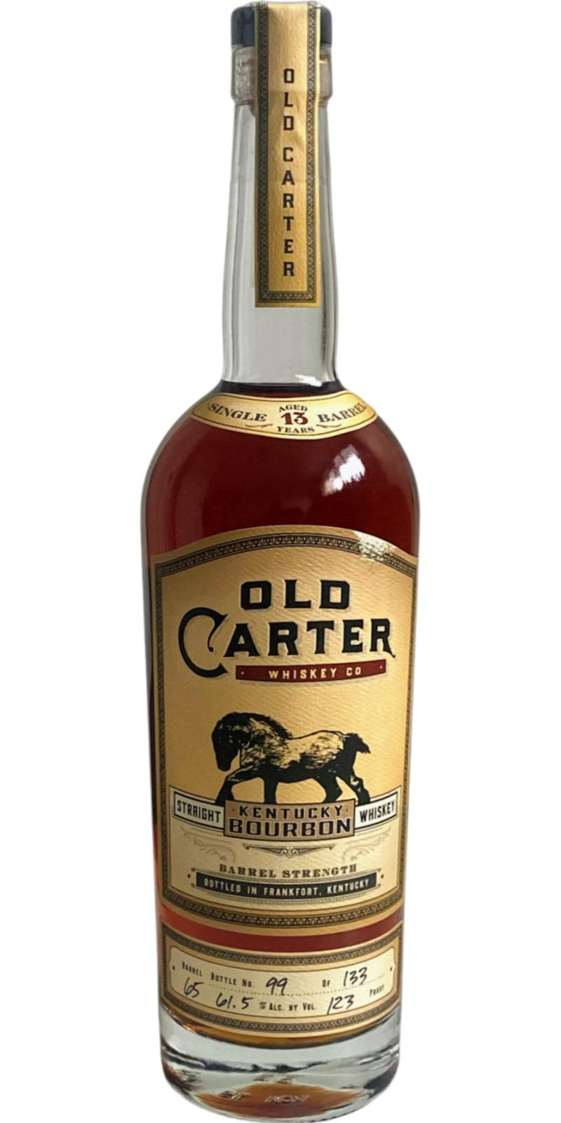 Old Carter 13-year-old