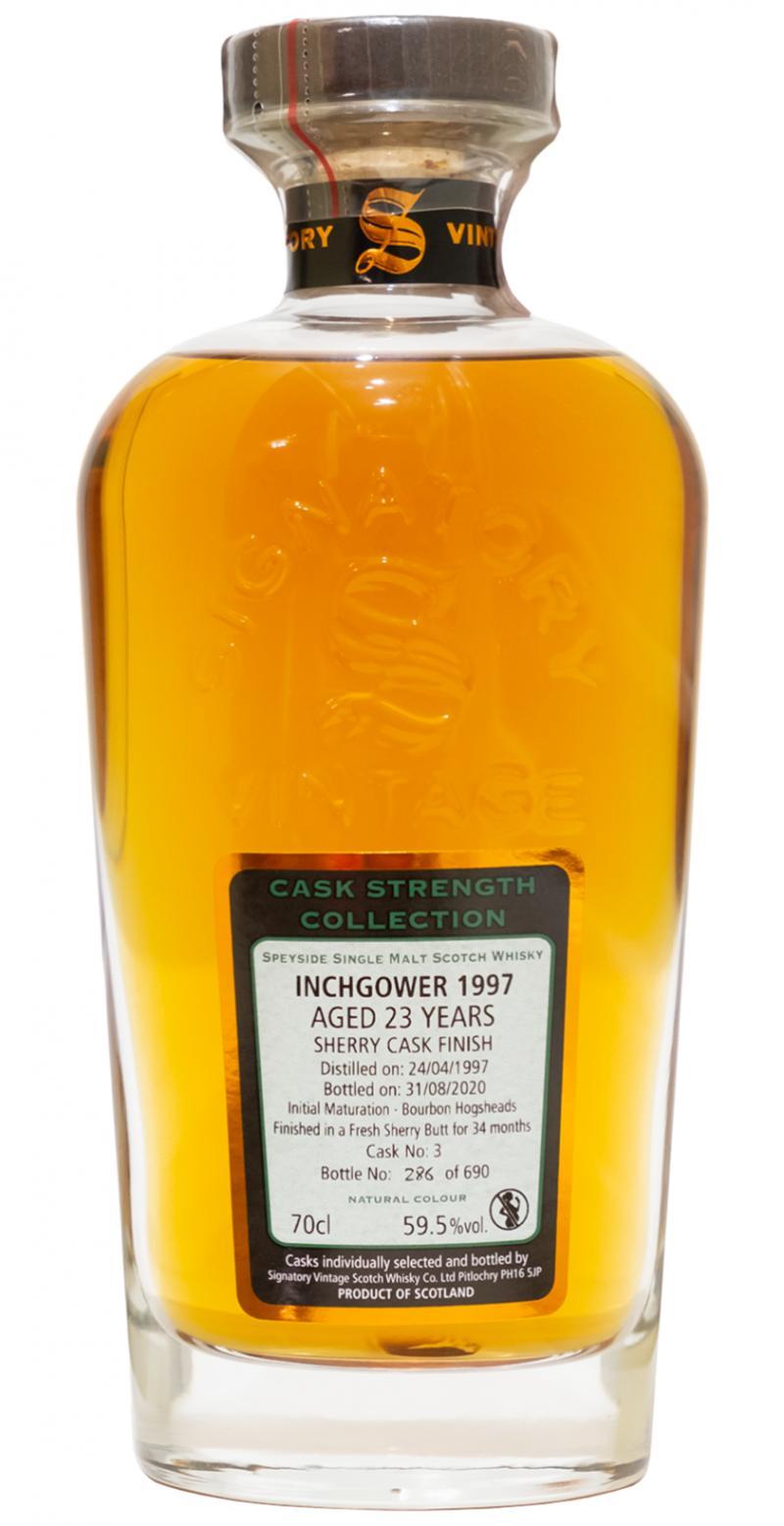 Inchgower 1997 SV