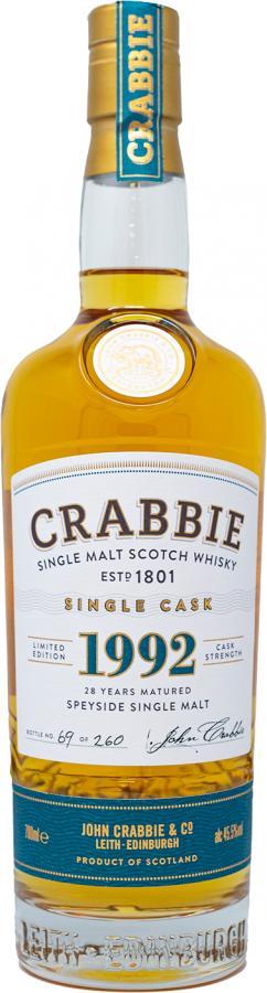 Crabbie 1992 JCrC