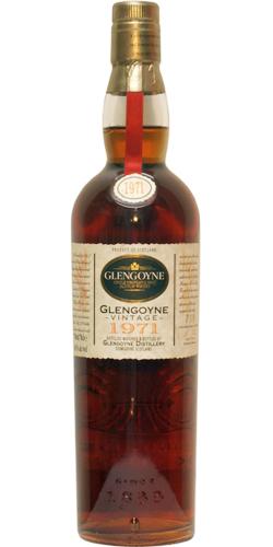 Glengoyne 1971