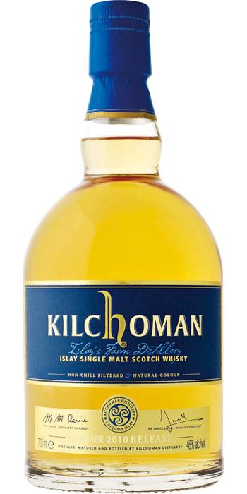 Kilchoman 2010 Summer Release