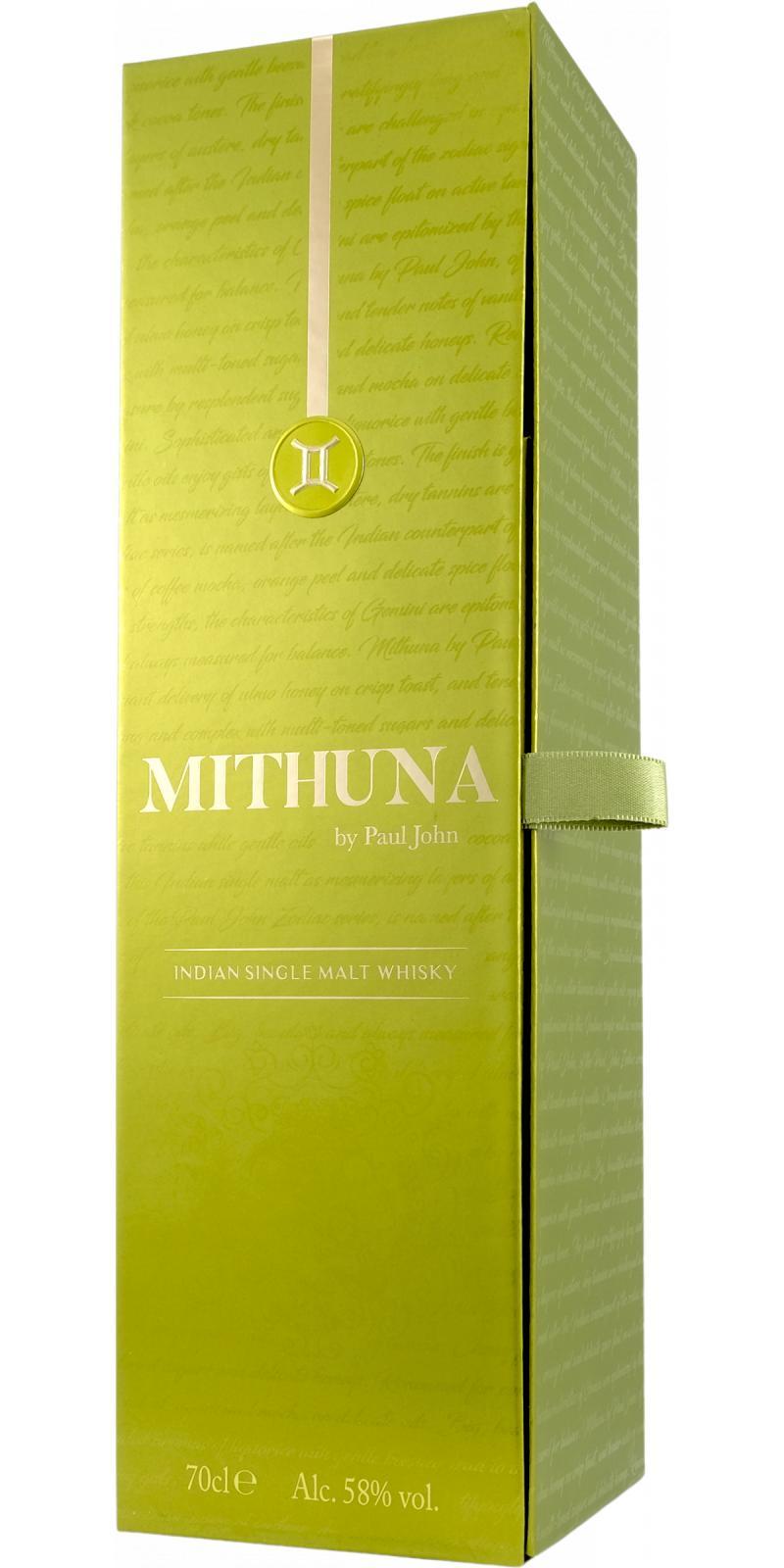 Paul John Mithuna