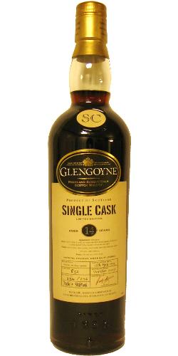 Glengoyne 1993 Sherry