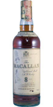 Macallan 08-year-old