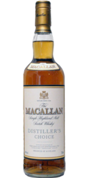 Macallan Distiller's Choice
