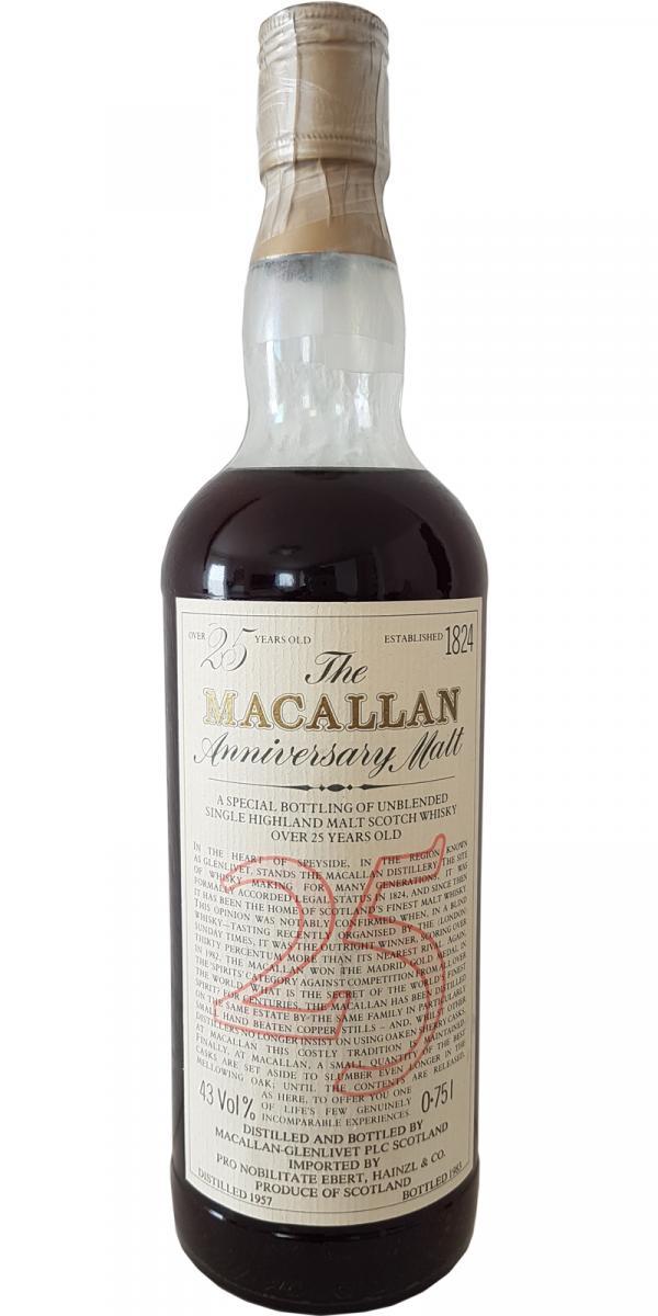 Macallan 1957