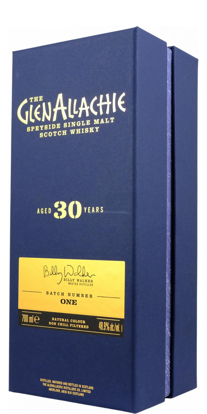 Glenallachie 30-year-old