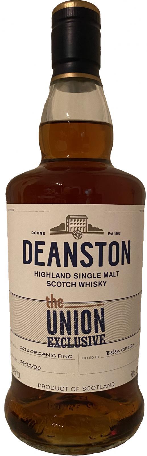 Deanston 2013
