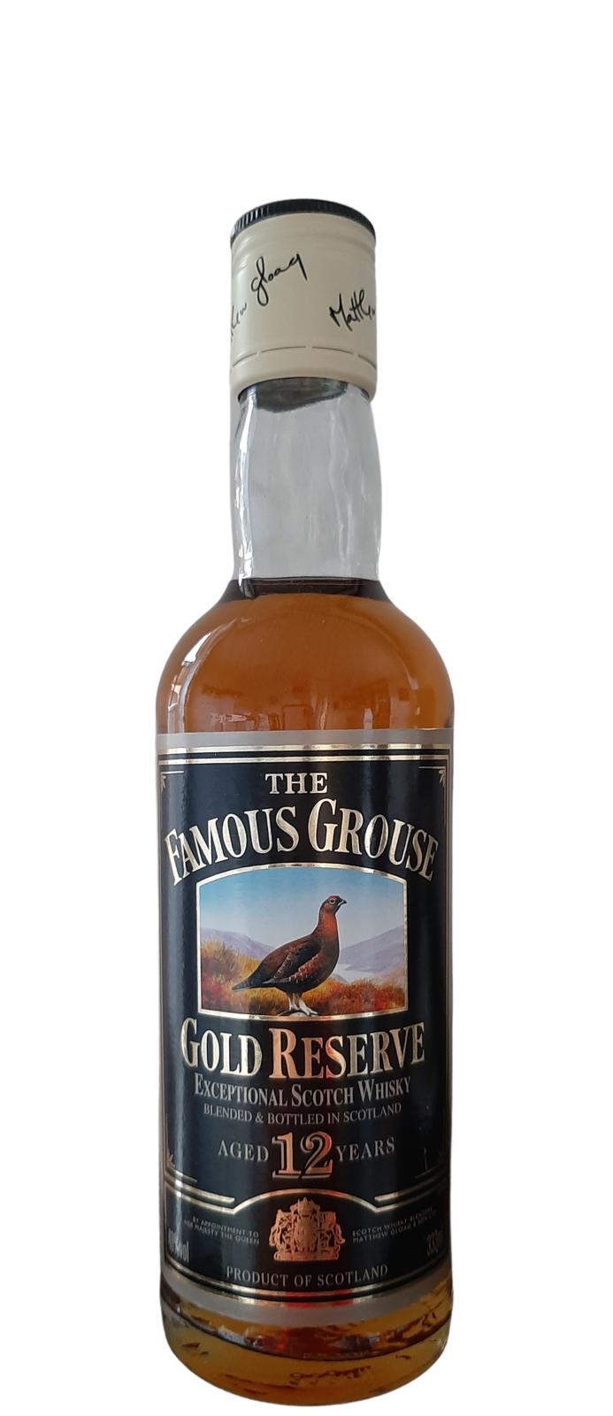 The Famous Grouse 12-year-old