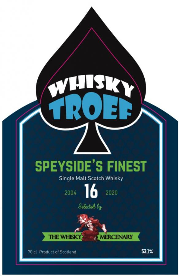 Speyside Finest 2004 TWM