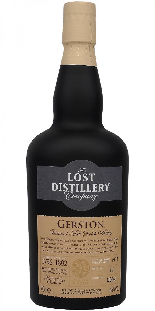 Gerston NAS TLDC