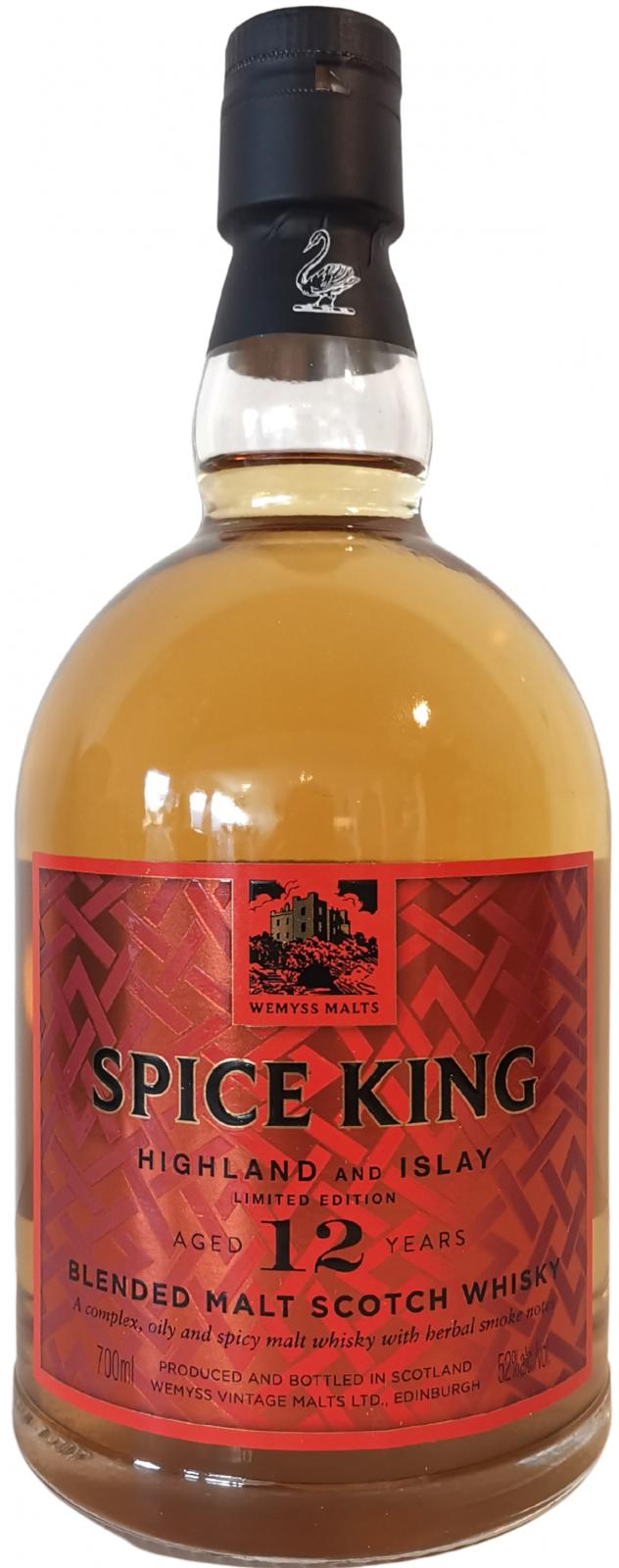 Spice King 12-year-old Wy