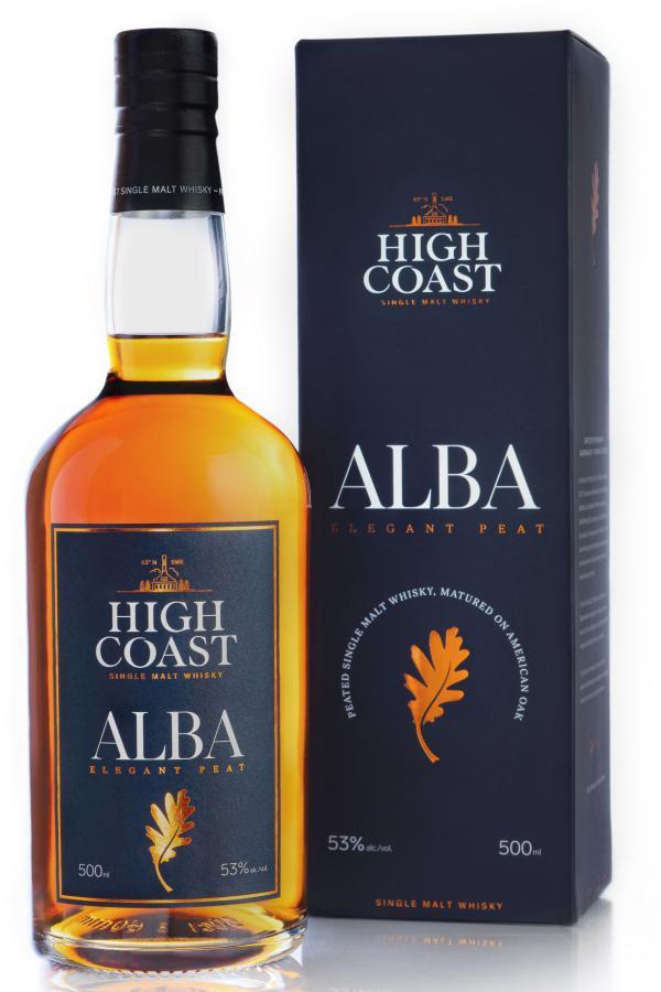 High Coast Alba